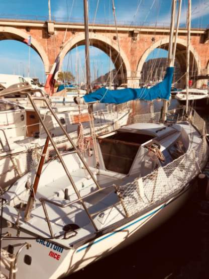 Rental Sailboat Dufour 1800 Cannes