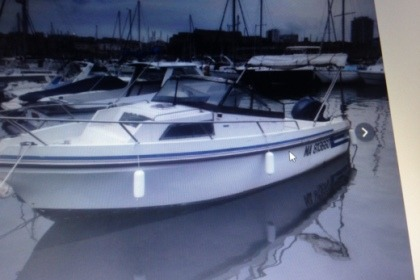 Rental Motorboat S570 Spbem Port-de-Bouc