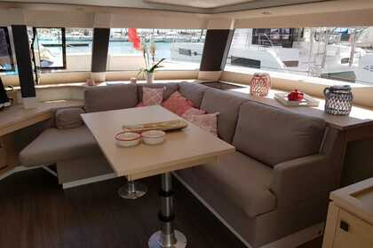 Rental Catamaran Fountaine Pajot Saba 50 Capo d'Orlando