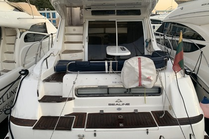 Hire Motorboat Sealine F430 Calp