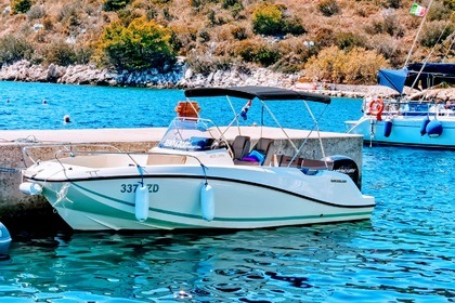 Rental Motorboat QUICKSILVER 605 open Zadar