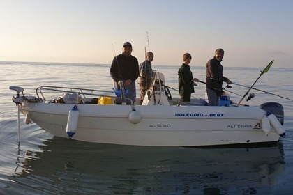 Hire Motorboat Allegra All 5.30 Santa Margherita Ligure