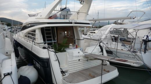Charter motorboat in Bocca di Magra peer-to-peer