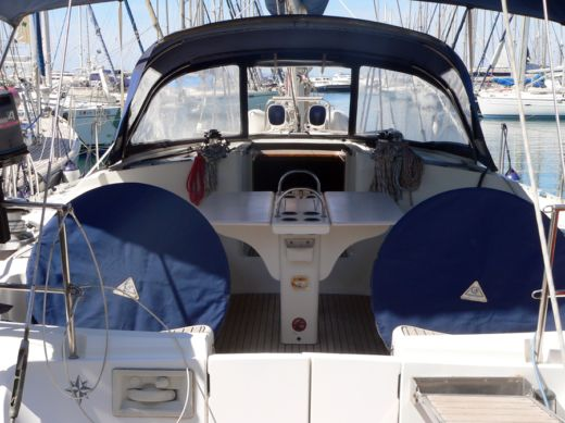 Sun Odyssey 52.2 Cabin in Preveza for rental