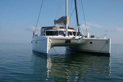 Location Catamaran FOUNTAINE PAJOT LAVEZZI 40 Cienfuegos