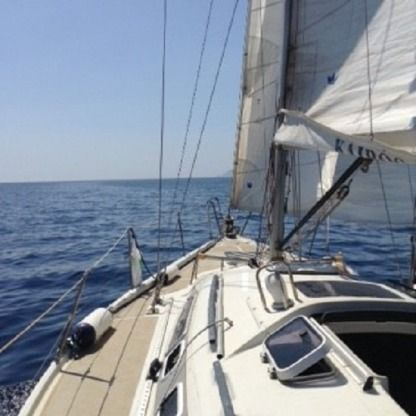 Rental Sailboat Dehler 38 Cvs Olbia