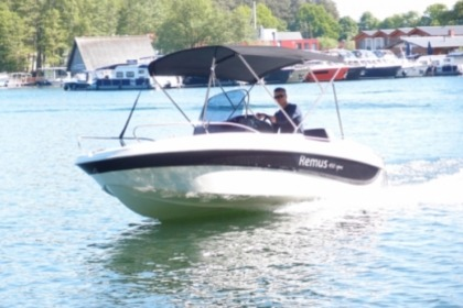Rental Motorboat REMUS 450 OPEN Can Picafort