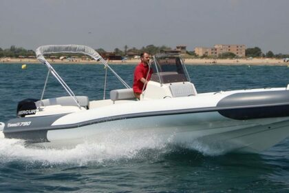 Hire RIB MARLIN 790 PRO BLACK SPECIAL EDITION Trogir