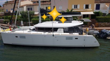 Location Catamaran Lagoon 450 S Porto-Vecchio