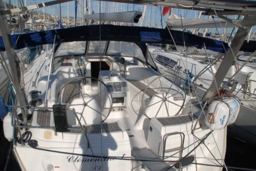 Sailboat Dufour Gib Sea 51 for hire