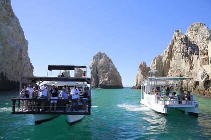 Charter Catamaran Custom Made 34 Cabo San Lucas