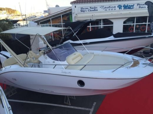 Motorboat SESSA MARINE Key Largo 24 peer-to-peer