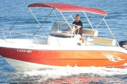 Hire Motorboat FISHER 20 DECK Biograd na Moru