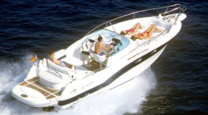 Charter Motorboat Rio 850 Day Cruiser Torrevieja