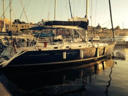 Rental Sailboat Beneteau 50 Aeolian Islands