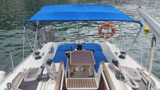 Sailboat Jeanneau Voyage 11,20 for hire