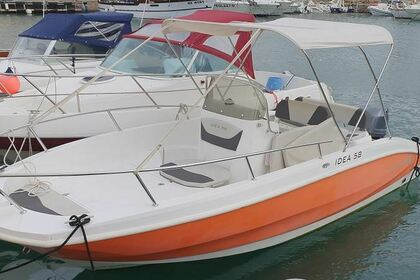 Charter Motorboat IDEA MARINE IDEA 58 Gallipoli
