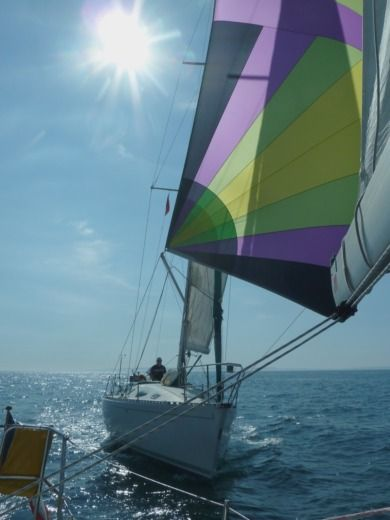 Beneteau First 38S5 in Calais for hire