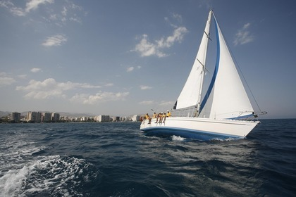 Hire Sailboat Jeanneau Sun Legende 41 Larnaca