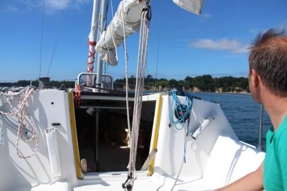 Charter Sailboat Jeanneau Sun Way 21 Fouesnant