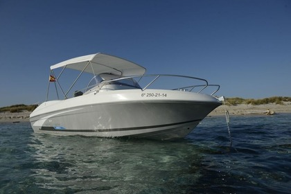 Rental Motorboat BENETEAU Flyer 650 Sun Deck Ibiza