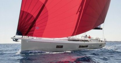 Charter Sailboat Beneteau Oceanis 51.1 Lavrion