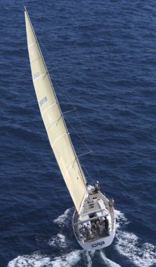 Sailboat HANSE 470 for hire