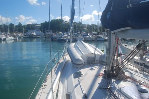 Dufour Dufour 45 Classic in Pointe-a-Pitre for hire