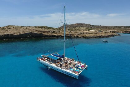 Hire Catamaran Masouras Bros Catamaran Protaras