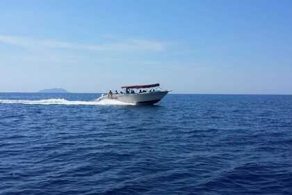 Hire Motorboat Enzo 35 Vis