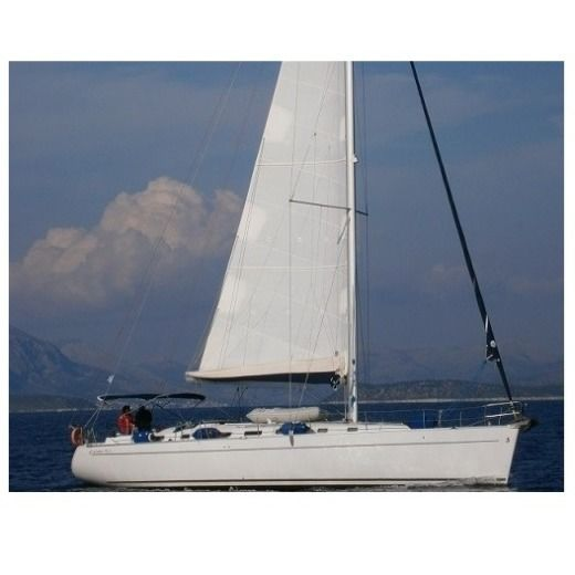 Sailboat BENETEAU Beneteau Cyclades 50.5 peer-to-peer