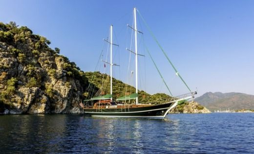 Sailboat Gulet Michele for rental