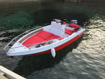 Rental Motorboat Marinello Open La Ciotat