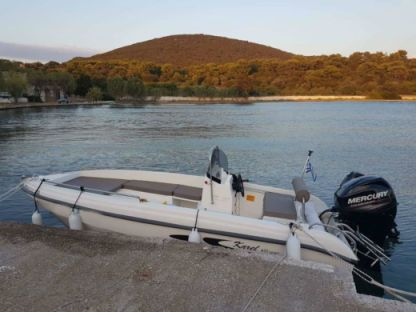 Rental Motorboat Karel 4.50 Open Nea Makri