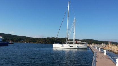 Rental Sailboat Dufour Dufour 560 Grand Large Palmi