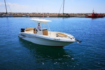 Rental Motorboat Pronautica 790 Slam Portals Nous