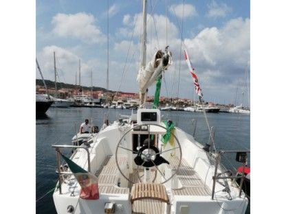 Charter Sailboat Hanse 315 Carloforte