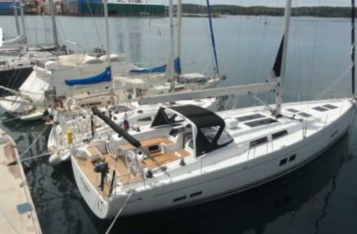 Rental Sailboat Hanse Yachts 575 Sailboat Pula