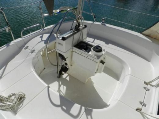 Sailboat Hunter Hunter 336 for hire