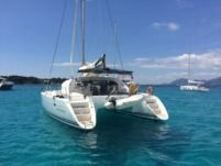 Location Catamaran Cbn Lagoon 410 Cannes