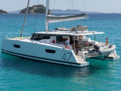 Rental Catamaran Fountaine Pajot Saona 47 Sint Maarten