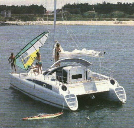 Catamaran Fountaine Pajot Maldives32 à louer