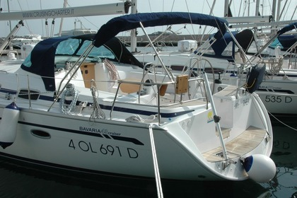 Rental Sailboat BAVARIA 43 cruiser Portisco