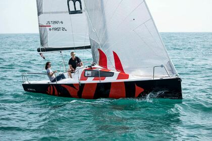 Rental Sailboat Beneteau First 24 Lorient