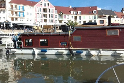 Location Péniche Hausboty Houseboat Cergy