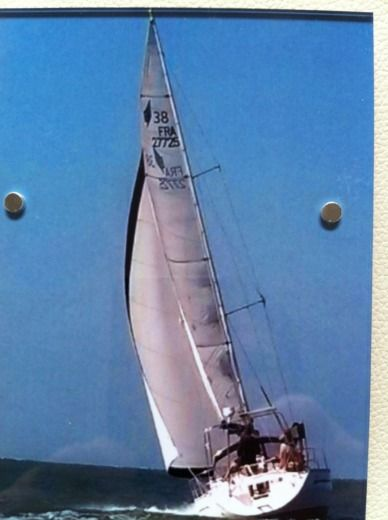 Sailboat BAVARIA 38 for hire