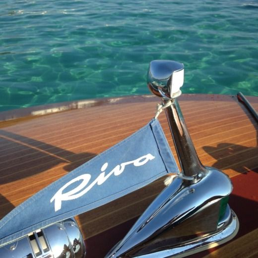 Motorboat Riva Ariston peer-to-peer