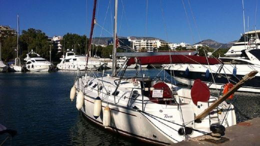 Sailboat Dufour Gibsea 43 for hire