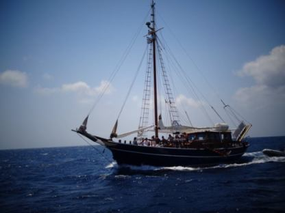 Rental Sailboat Gulet Quarantine Of Delos Mykonos