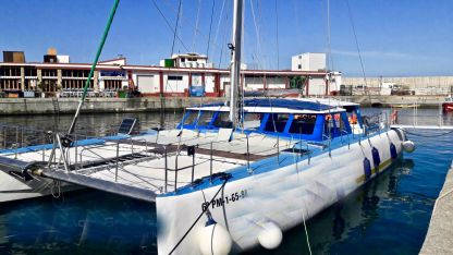 Location Catamaran Nanni N485 Mogán